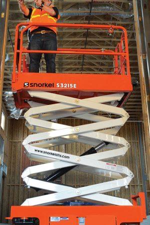 Snorkel S3215E