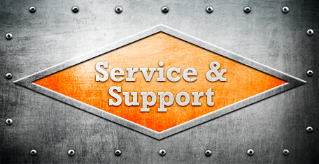 Service and Support
